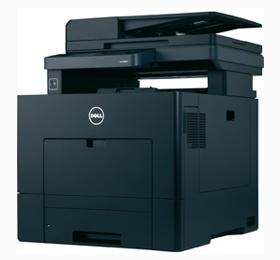 Farvelaser-multifunktionsprinter-Dell-C3765dnf-A4-LAN
