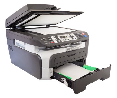 Wireless-All-In-One-Laser-Printer