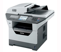 all in one laserprintere sort hvid